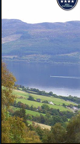 Four Star Drumnadrochit Loch Ness Self Catering Lodges Accommodation